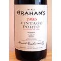 1985, Graham's Vintage Porto  WS=96